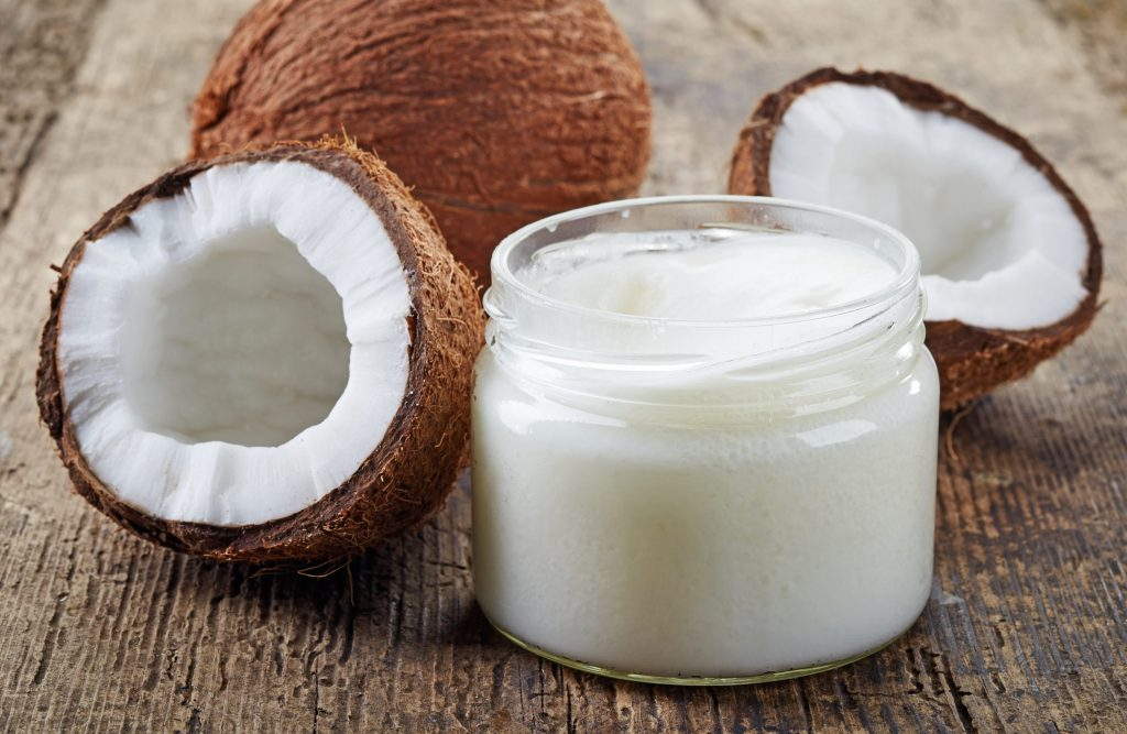 is coconut oil bad for you