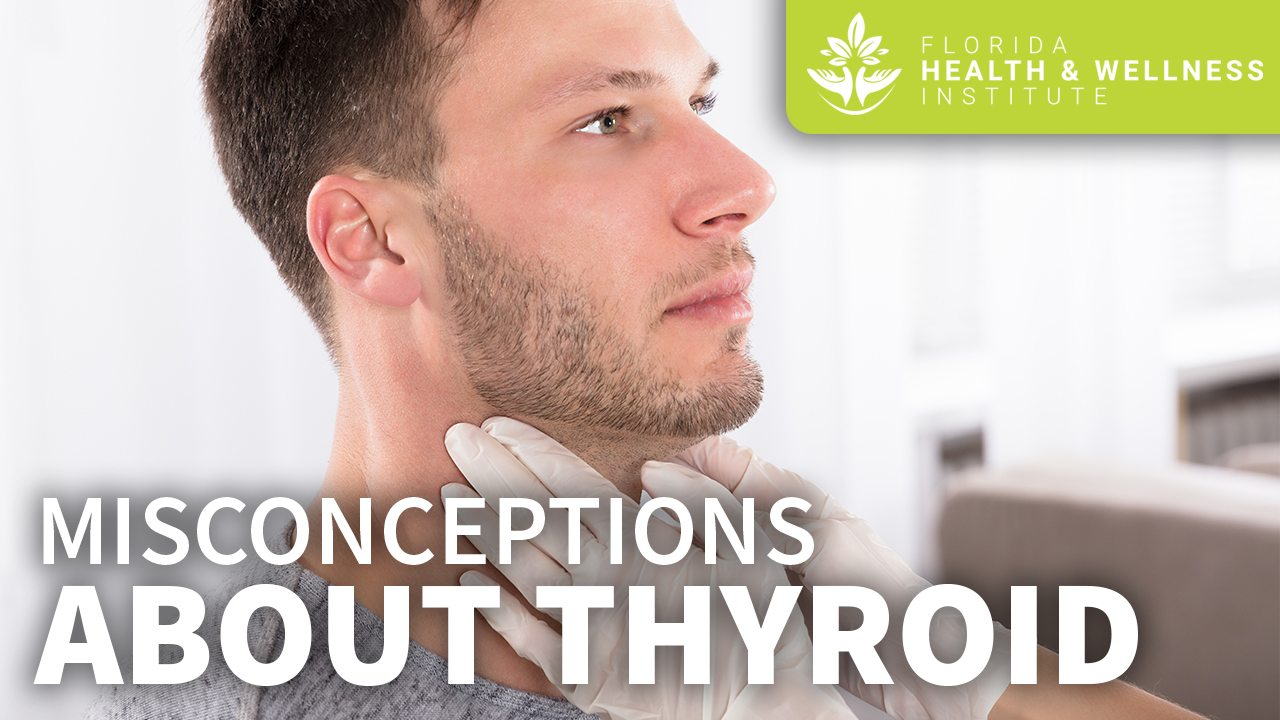 Video on Misconceptions about Thyroid Disease