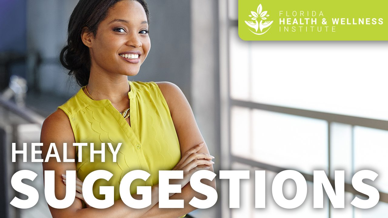 Healthy Suggestions