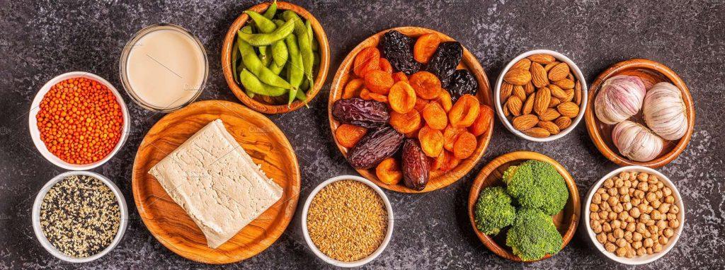 Foods for healthy hormones